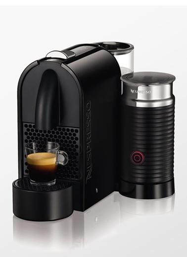 UD 55 Black & Milk Kahve Makinesi-Nespresso